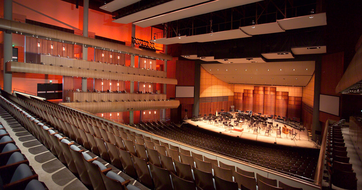 DeVos Center for Arts and Worship