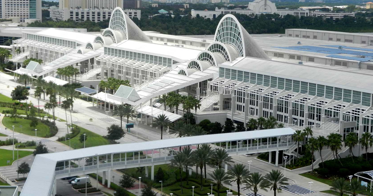 Orange County Convention Center - Orlando, Florida