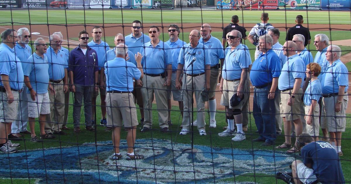 Whitecaps Baseball National Anthem