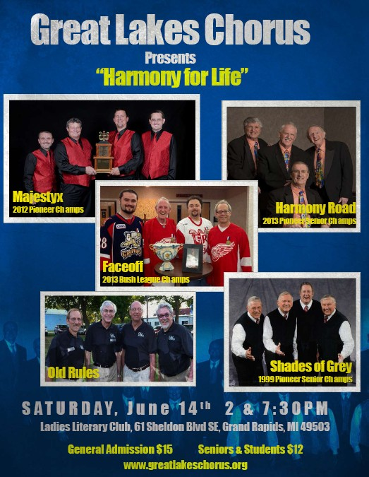 Harmony for Life Poster