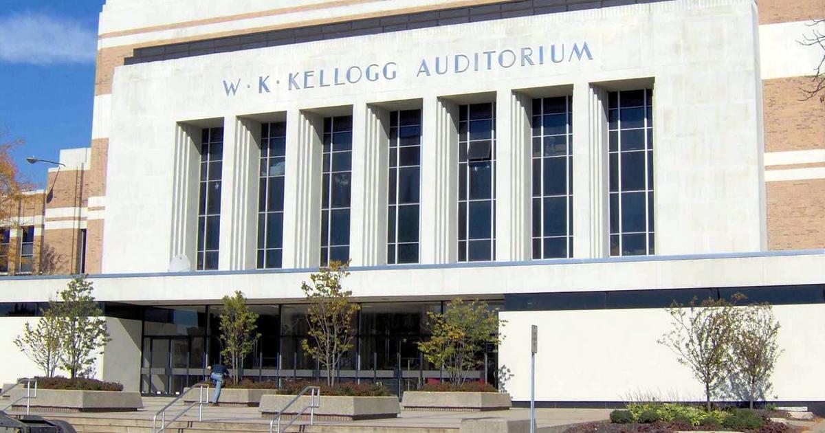 W. K. Kellogg Auditorium