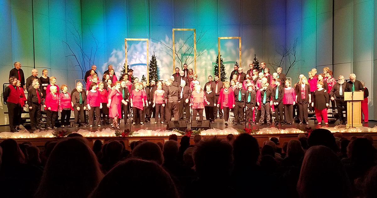 Great Lakes Chorus Holiday