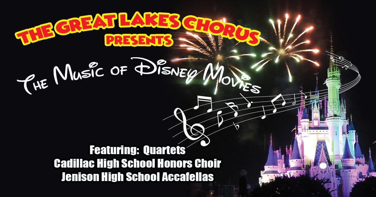 Music of Disney Movies