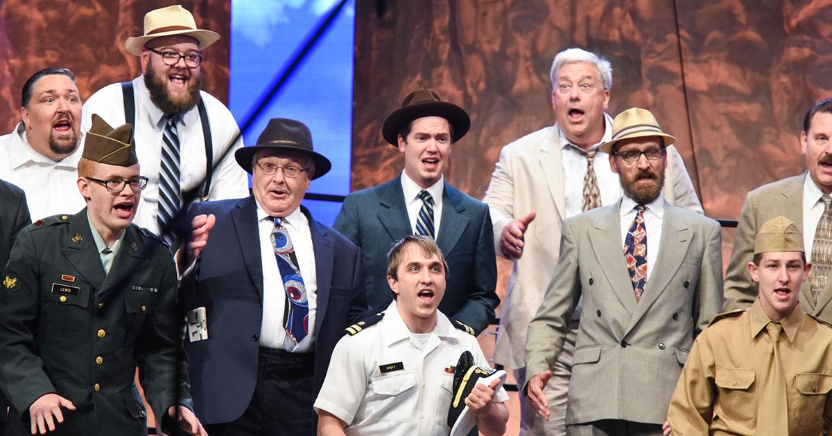 Great Lakes Chorus - International Orlando