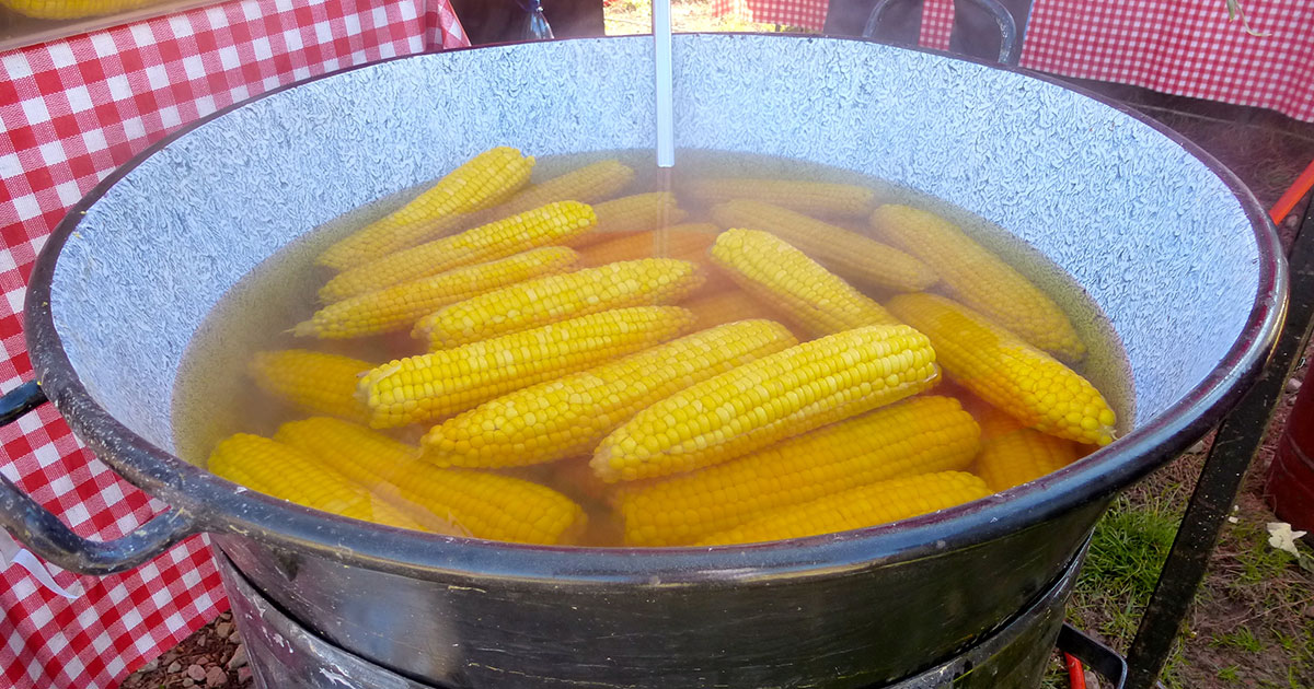 45 Annual Corn Roast