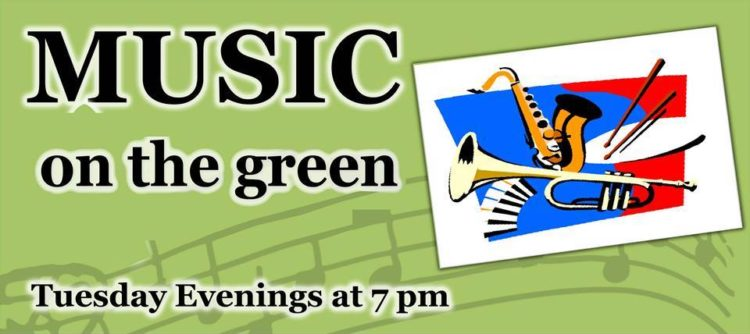 Ionia music on the green