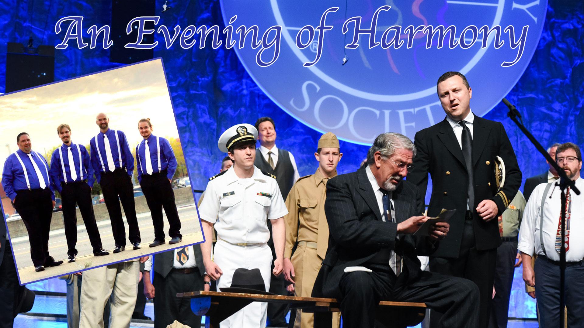 Bush League Evening of Harmony